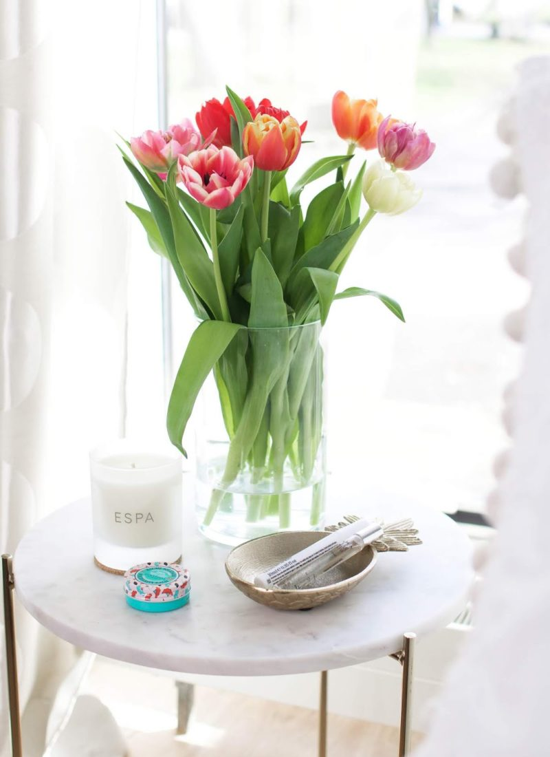 Bedside Beauty: Spring Edition