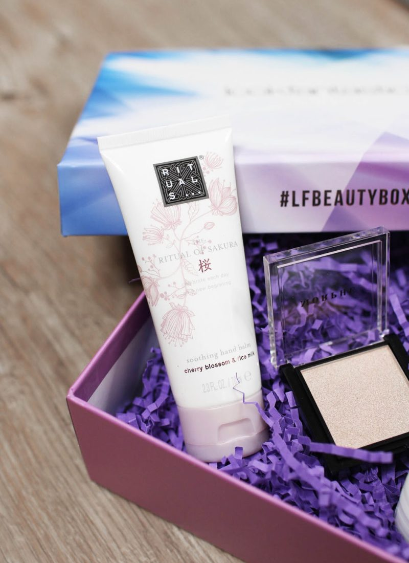 LookFantastic Beauty Box March 2019