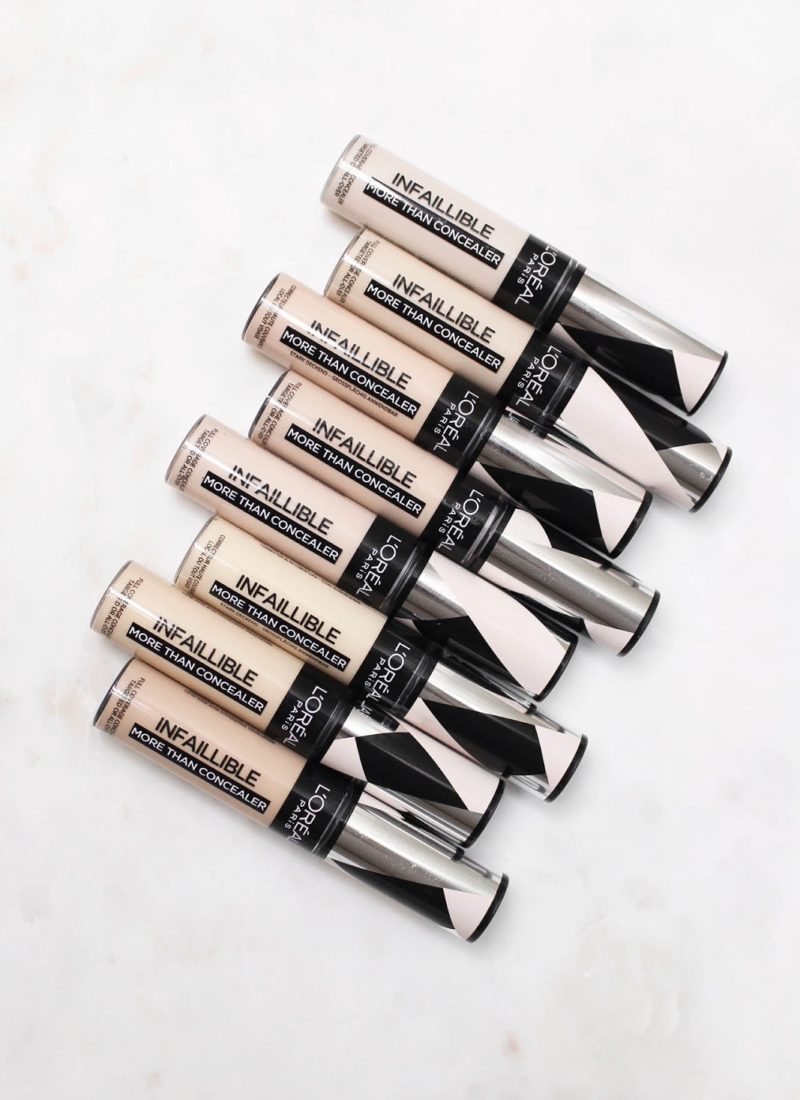 New in Beauty: L'Oréal Infaillible More Than Concealer