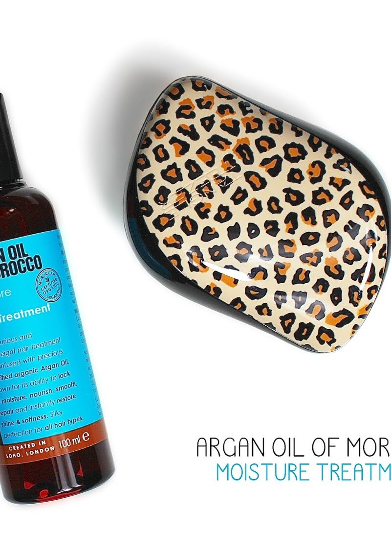 One to try: Argan Oil Of Morocco Treatment