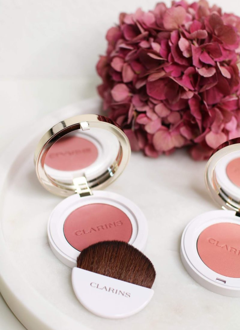 Clarins Autumn Makeup Collection: Cheeky Cheeky Bam Bam!