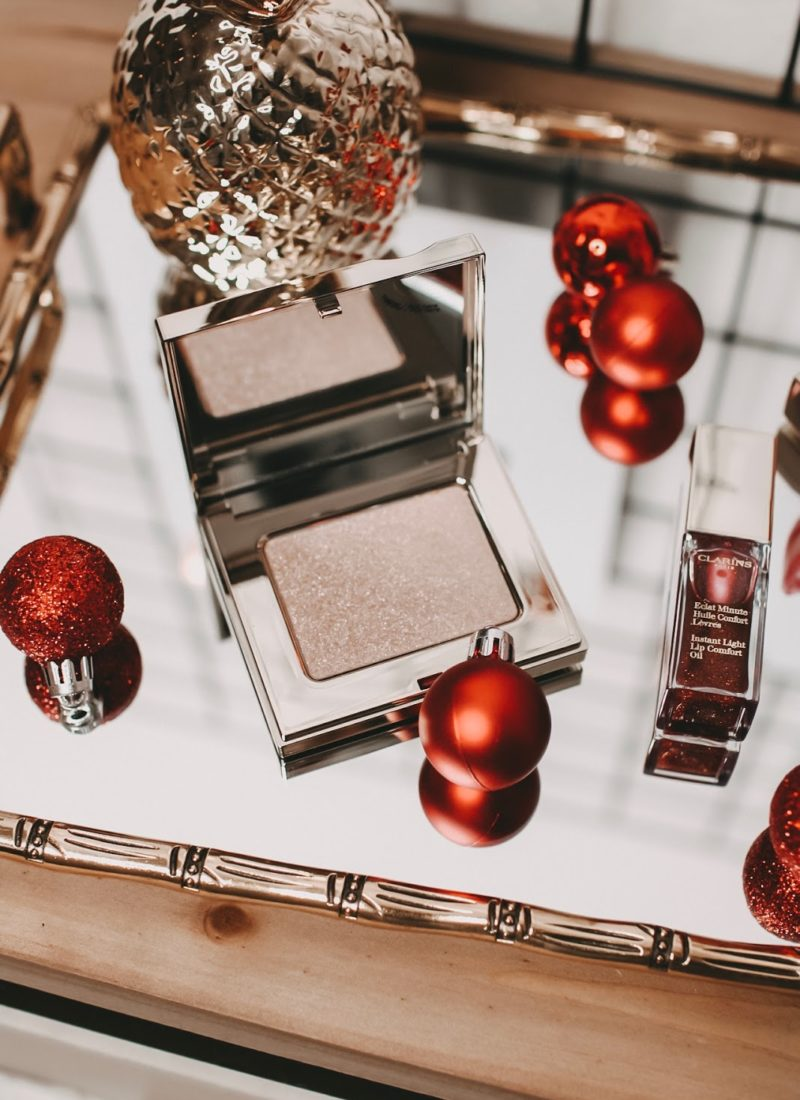 The Clarins Festive Makeup Collection 2018
