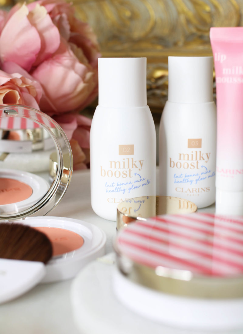 Clarins Milk Shake Makeup Collection