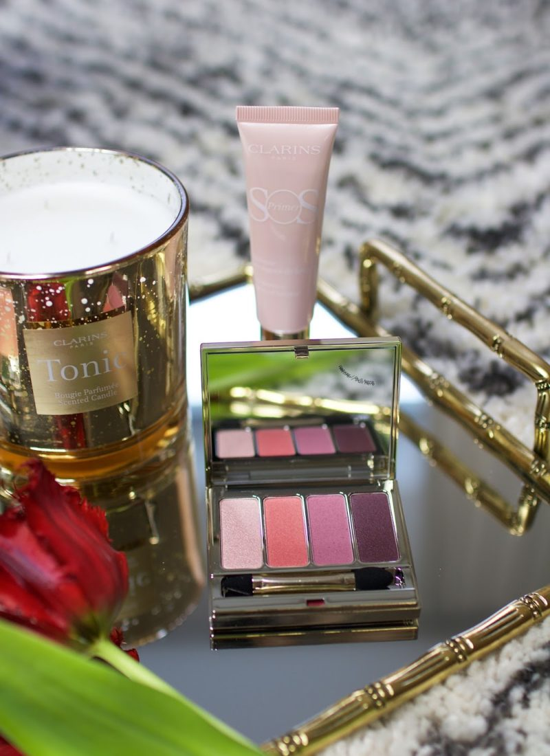 How To Wear The New Clarins Spring Makeup Collection