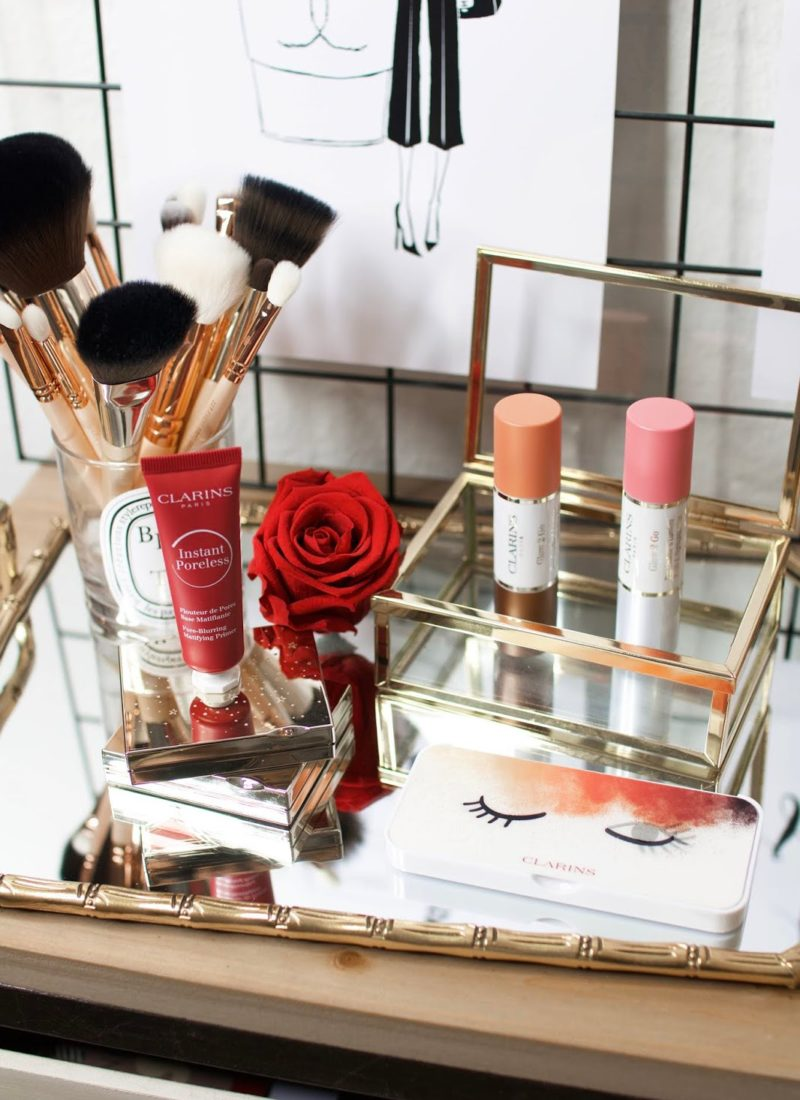 Clarins Selfie Ready Spring Makeup Collection