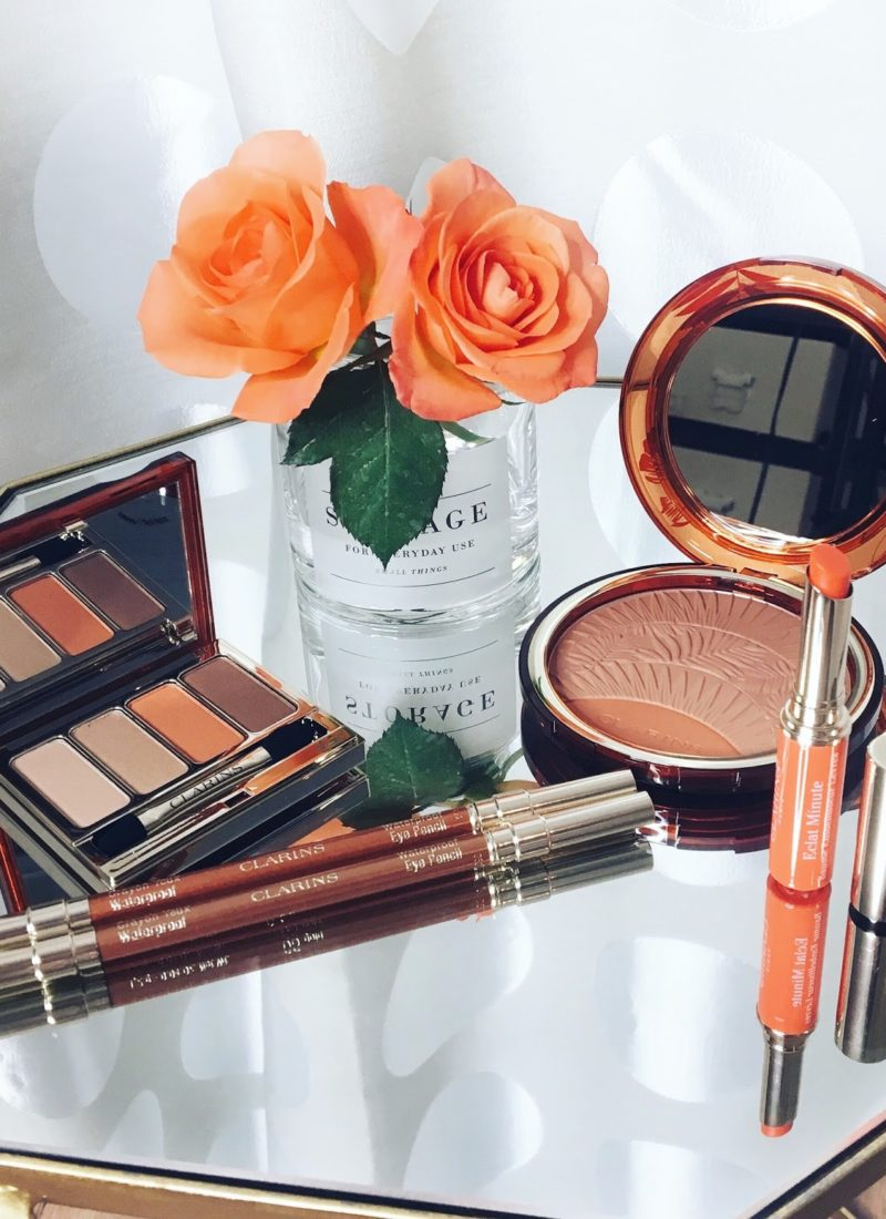 New In Beauty: Clarins Sunkissed Summer Collection 2017