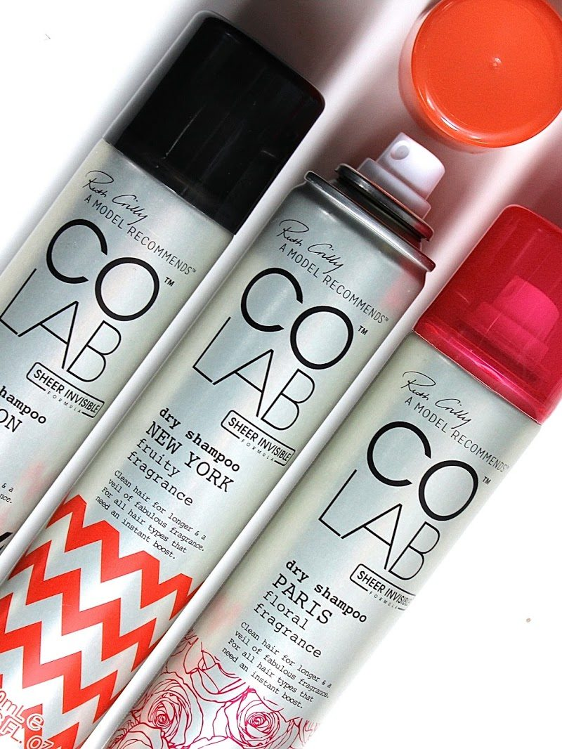 Colab Invisible Dry Shampoo