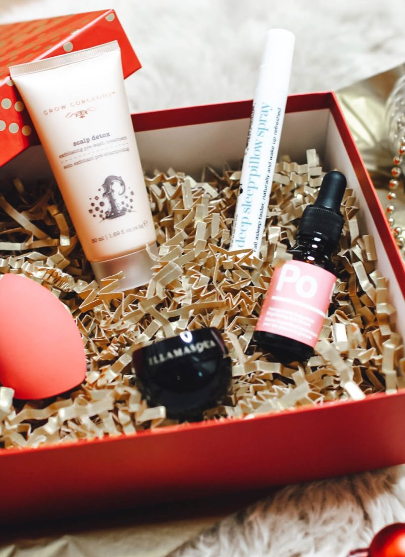 LookFantastic Beauty Box December 2018