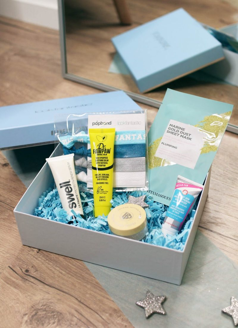 LookFantastic Beauty Box January 2019