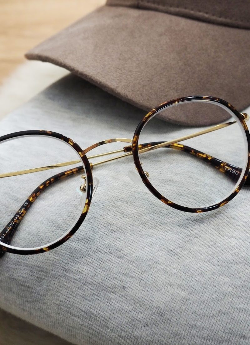 New In: The Perfect Pair Of Round Glasses