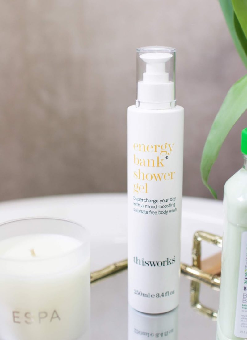 Switching up my Pamper Routine for Spring