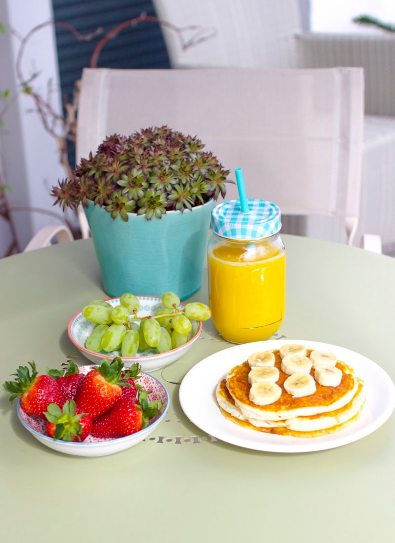 Sunday Brunch: Vegan, Gluten-Free Pancakes