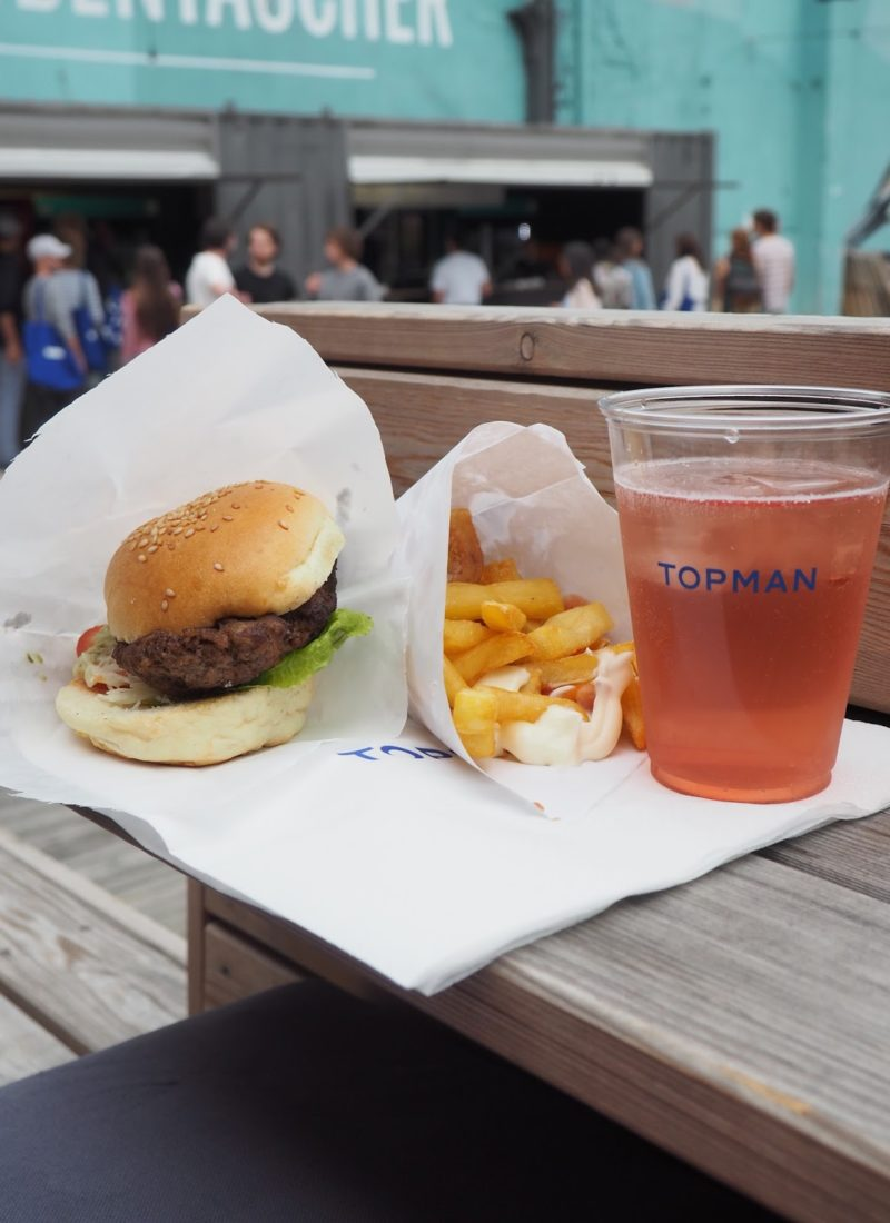Topman Poolside Event