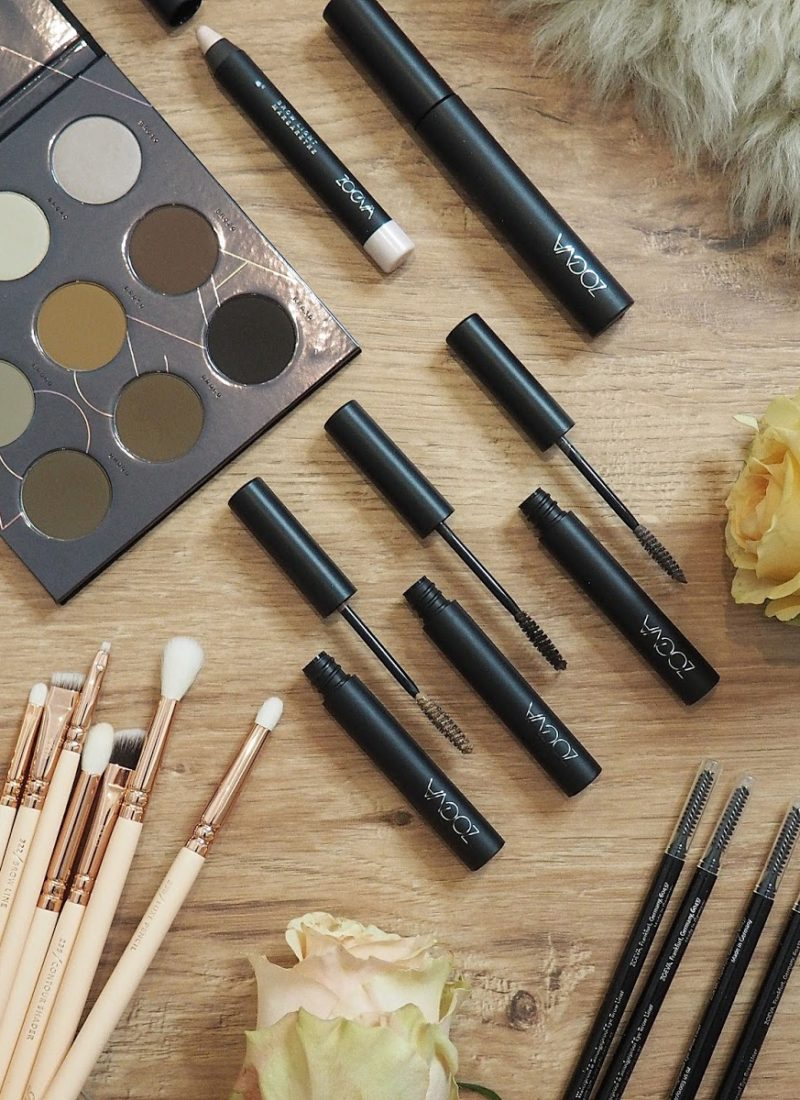 New In Beauty: Zoeva Brow Collection & Graphic Lash Mascara