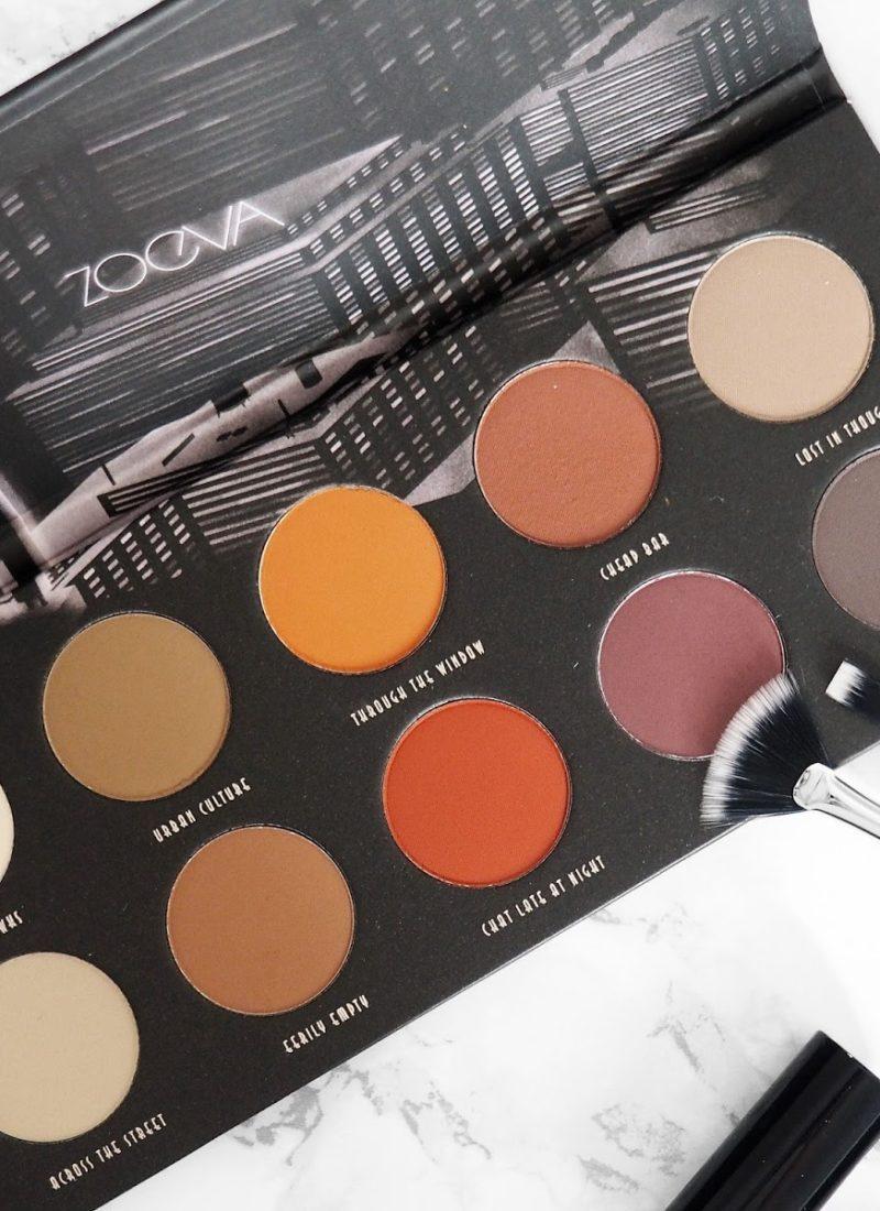 New In Beauty: Zoeva Matte Eyeshadow Palette