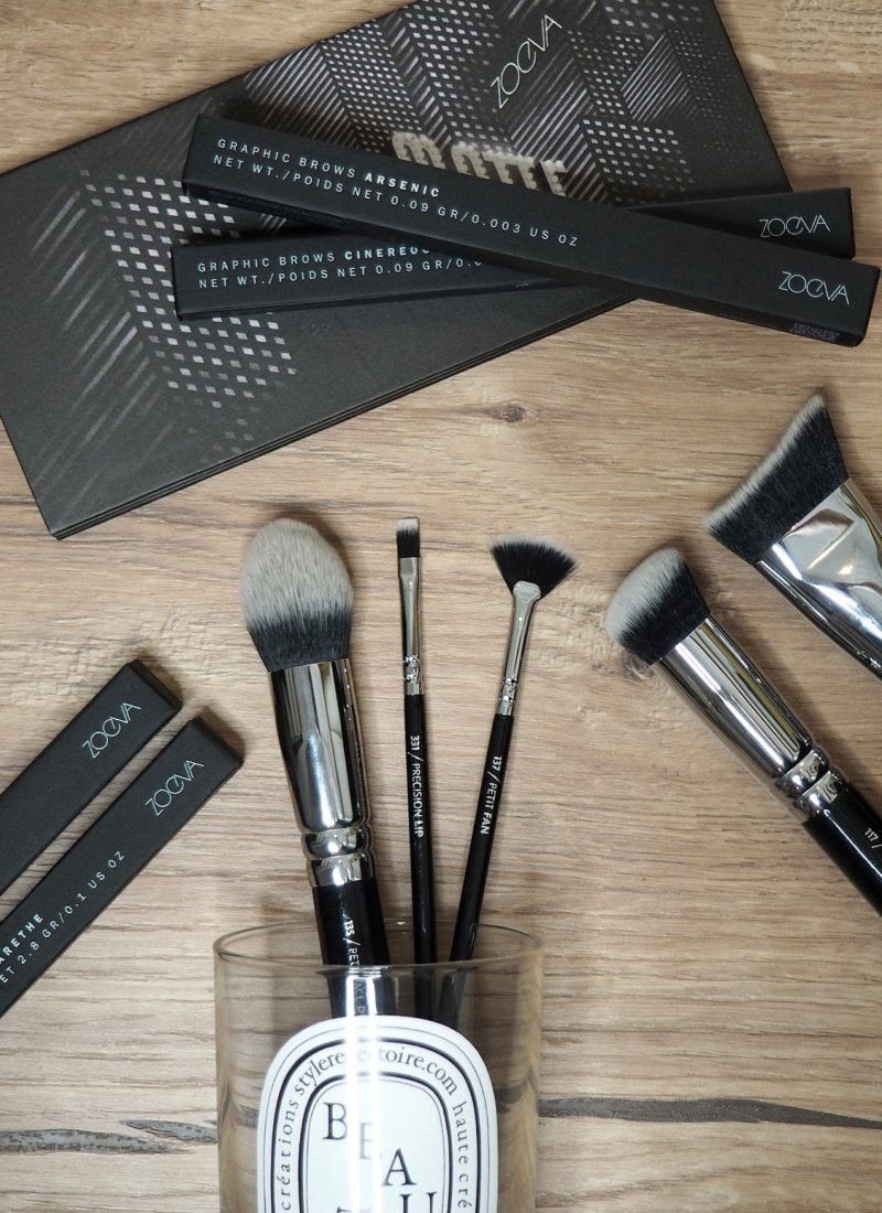 5 Zoeva Brushes You Have To Try