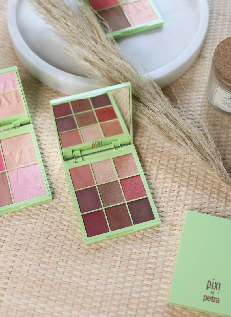 Falling For Autumn Beauty With PIXI