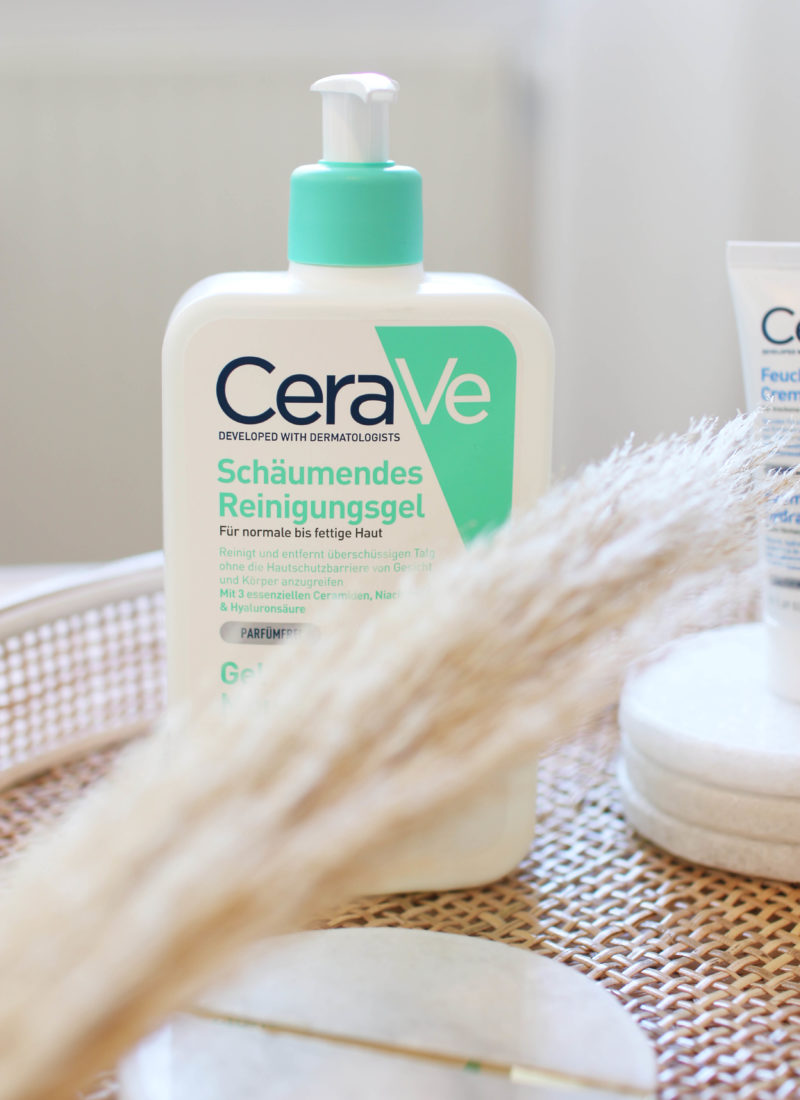 Simple Skincare With CeraVe