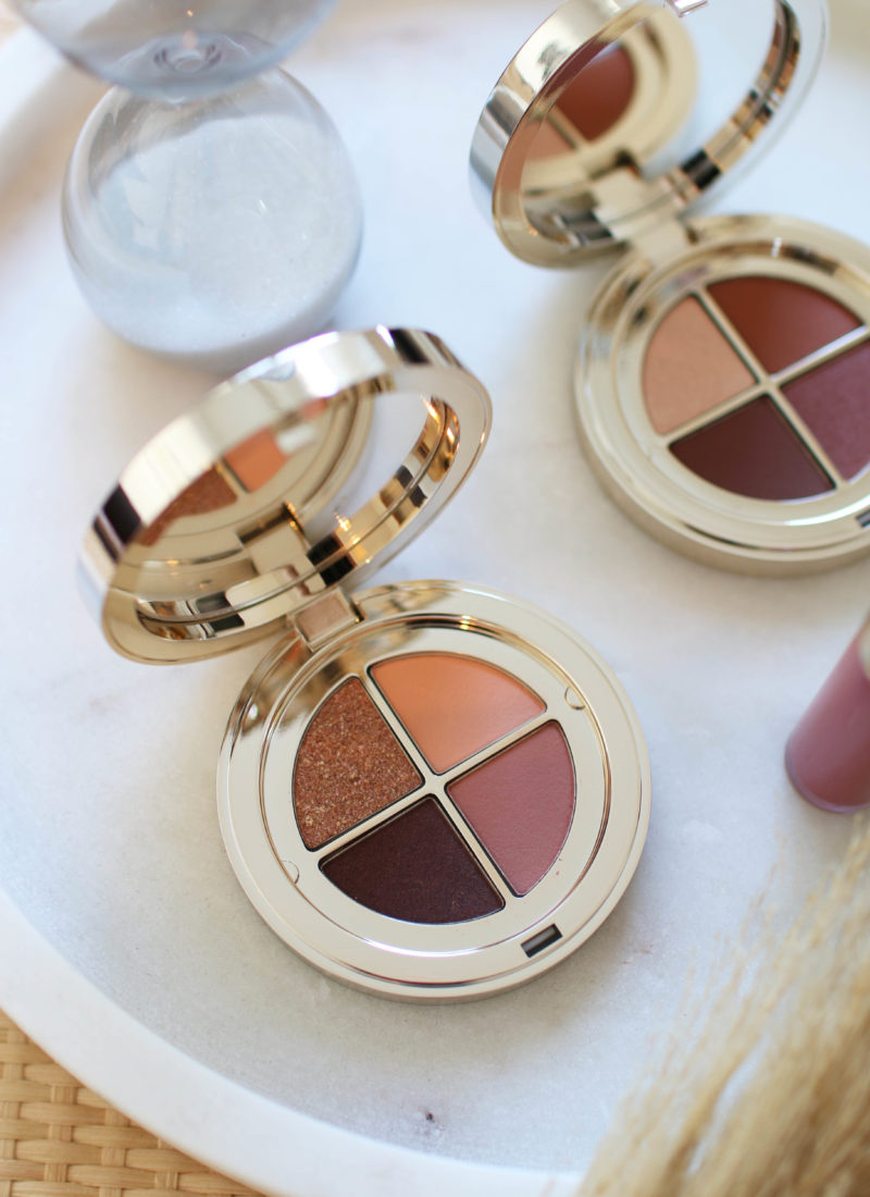 The Clarins Easy Looks Autumn Collection
