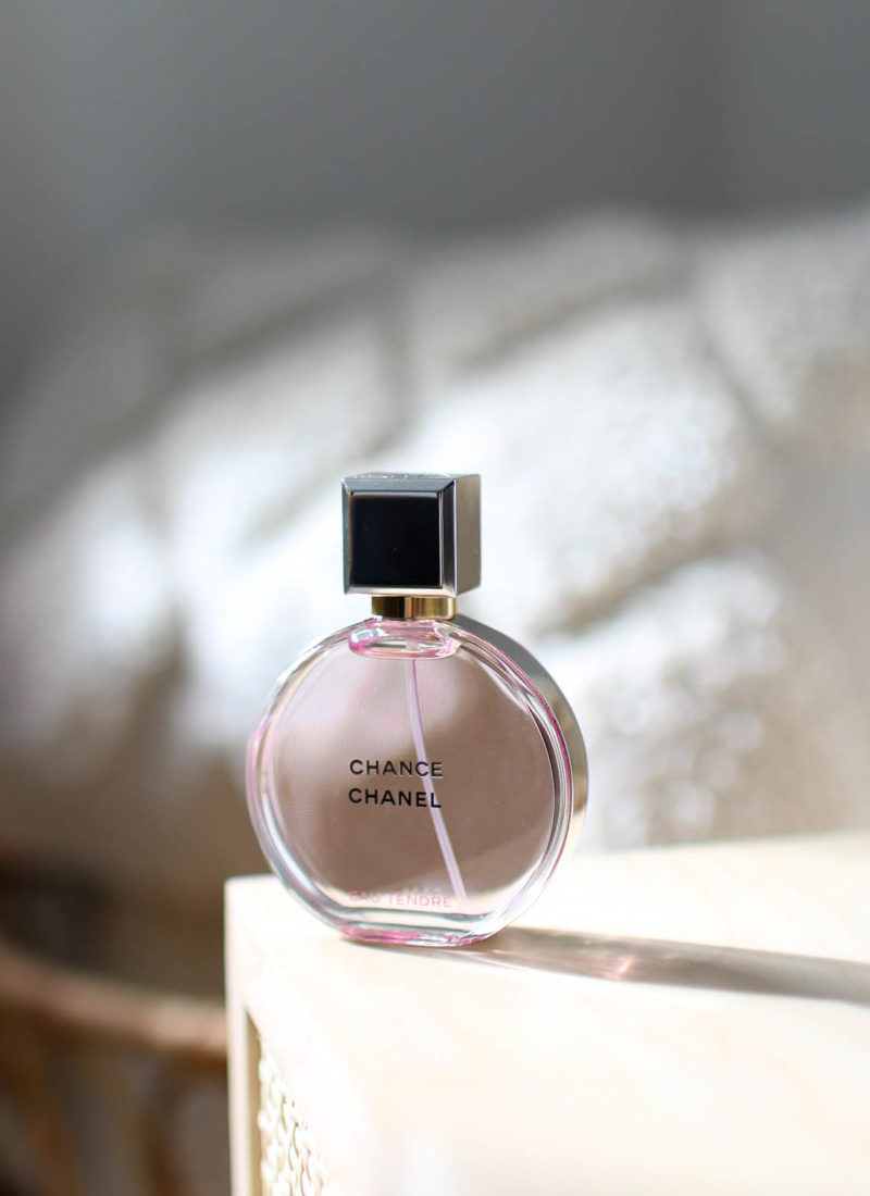 Chanel Chance Eau Tendre: A New Fragrance For Spring