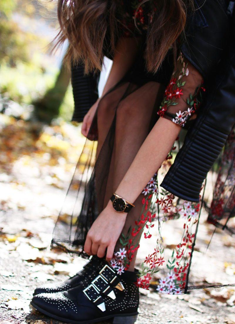 The Perfect Autumn Dress