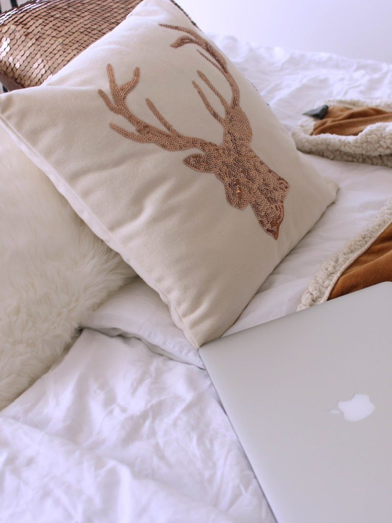 Winter Bedside Table Essentials