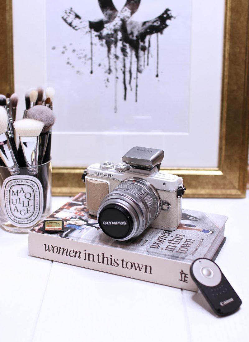 My Blogging Equipment