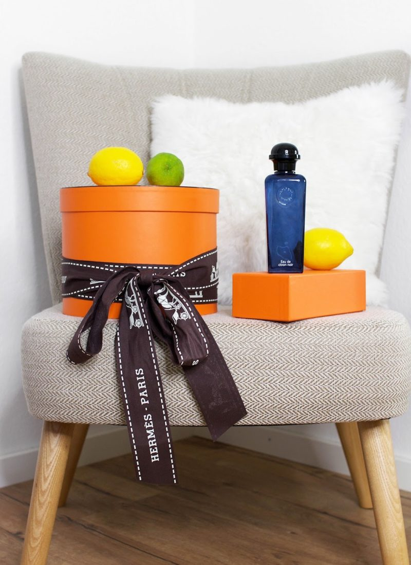 Eau de Citron Noir by Hermès