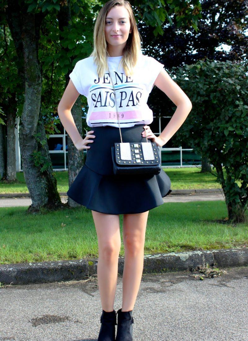 Flouncy Skirts & Printed Shirts