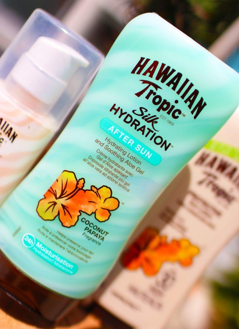 Getting Summer Ready With Hawaiian Tropic