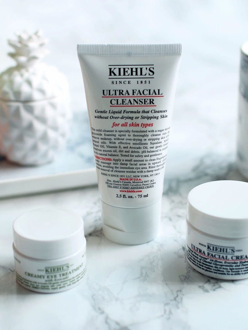 Kiehl's Skincare Haul