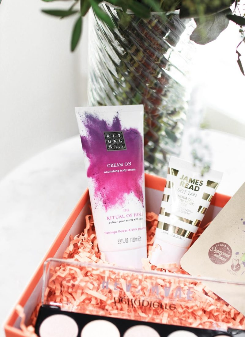 LookFantastic Beauty Box August 2019