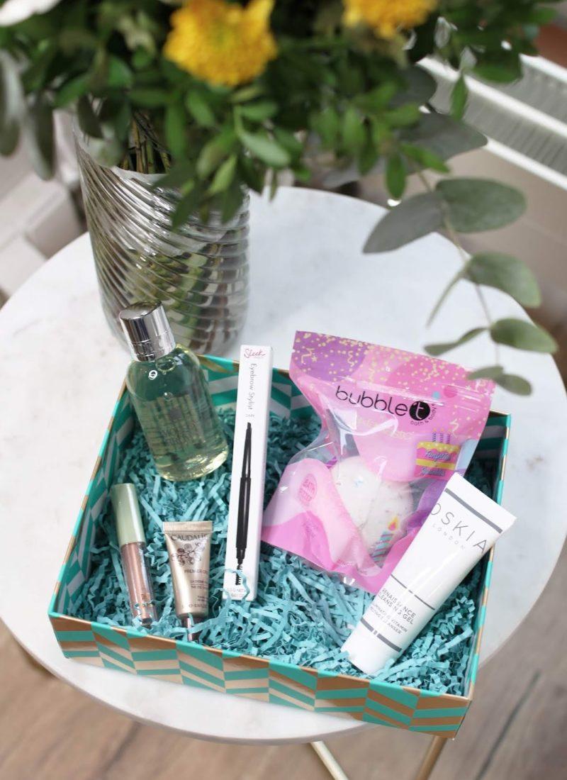LookFantastic Beauty Box: Birthday Edition