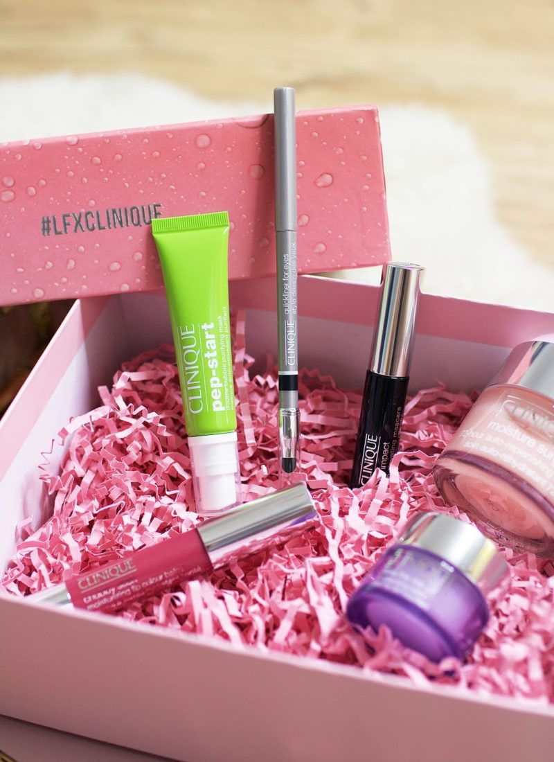 LookFantastic Beauty Box: Clinique Limited Edition