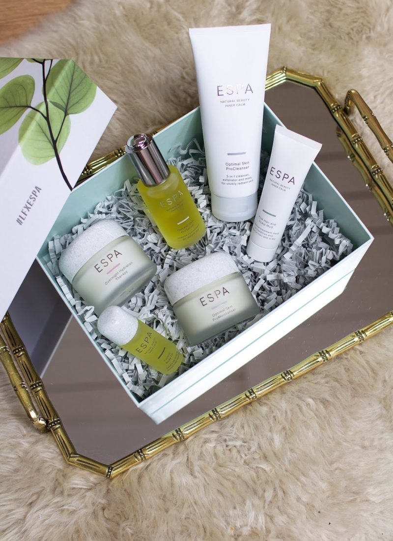 The Perfect Pamper Night with the LookFantastic ESPA Edition