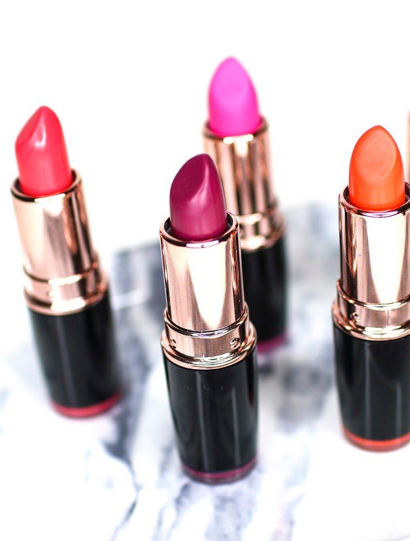 Makeup Revolution Iconic Pro Lipsticks