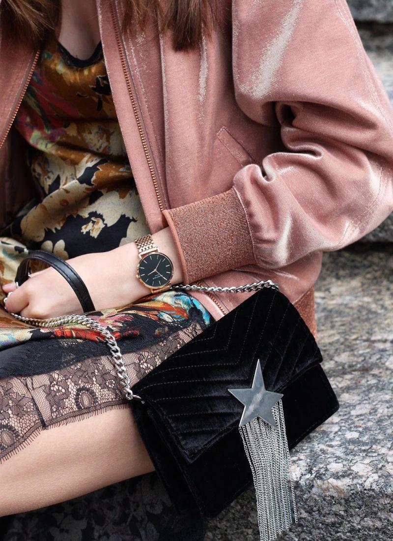 Romantic Lace & Velvet