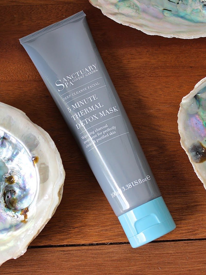 Sanctuary 5 Minute Thermal Detox Mask