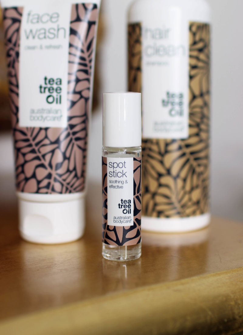 Fight Blemishes With Australian Bodycare
