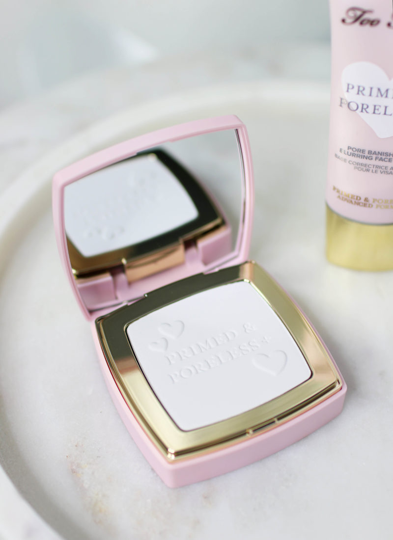Primed And Poreless With Too Faced
