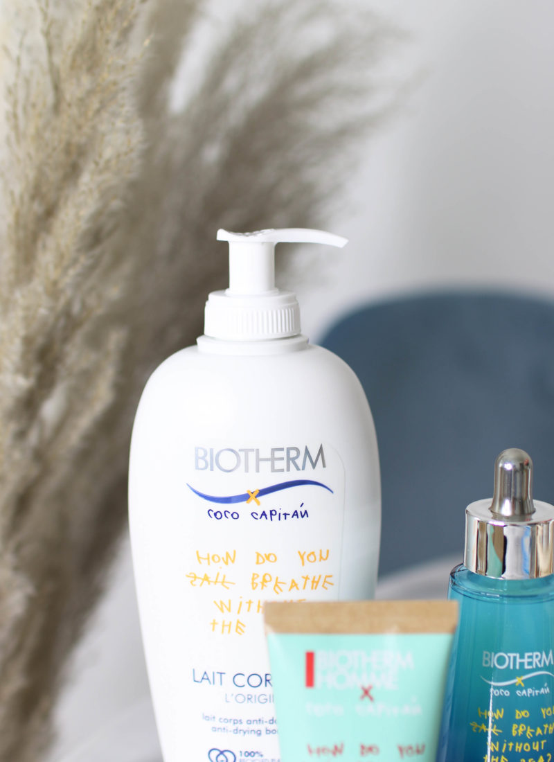 Biotherm Coco Capitán Exclusive Collection