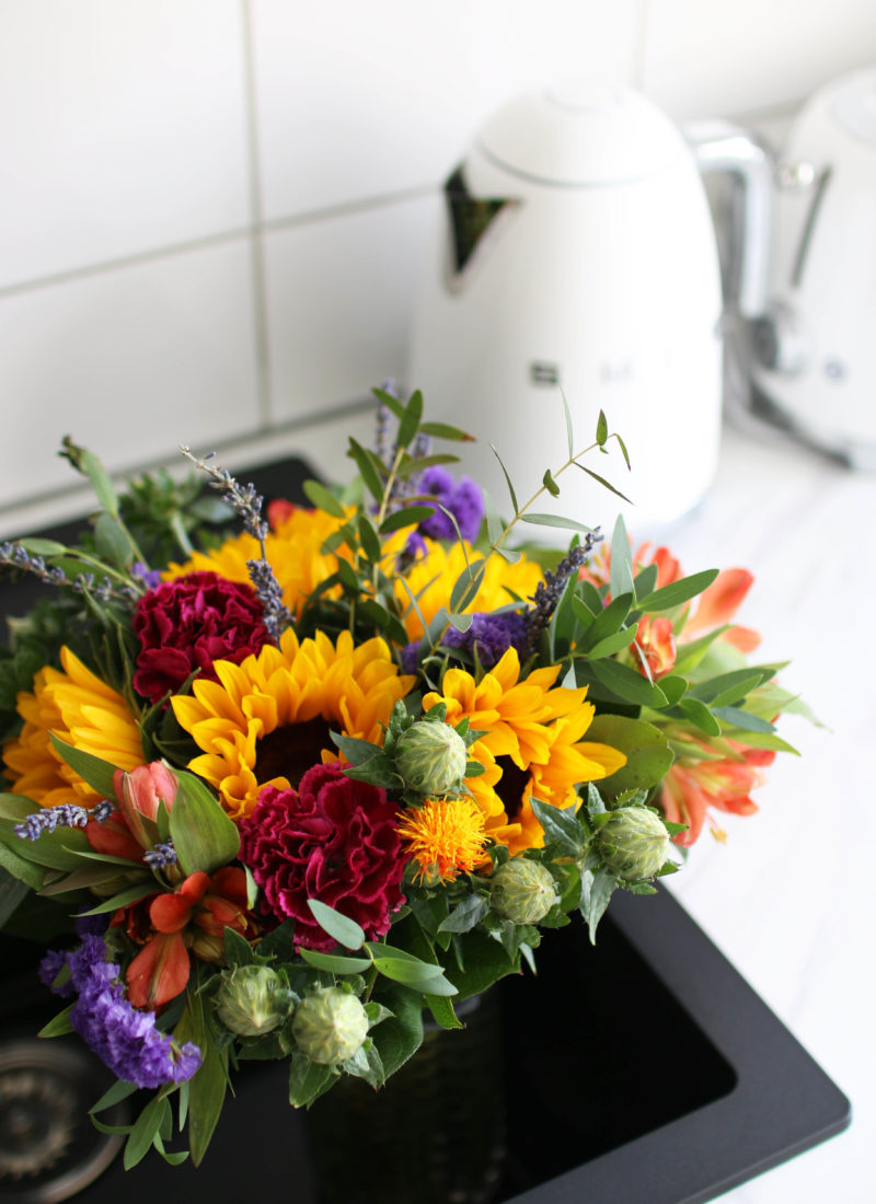 Pretty Blooms: Colvins New Sunflower Bouquet Collection