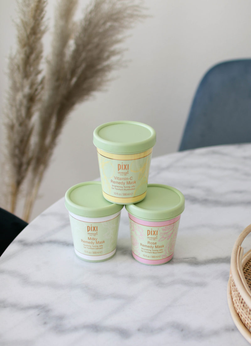 The New Pixi Beauty Face Masks